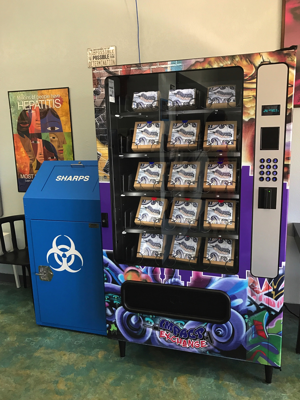 vending machine route