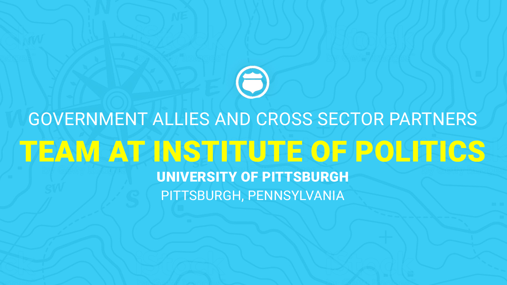 Finalist: Team at Institute of Politics, University of Pittsburgh, Pittsburgh, Pennsylvania